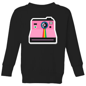 Polaroid Kids' Sweatshirt - Black
