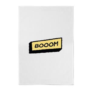 Booom Cotton Tea Towel