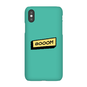 Booom Phone Case for iPhone and Android