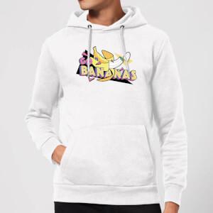 Go Bananas Hoodie - White