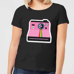 Polaroid Women's T-Shirt - Black
