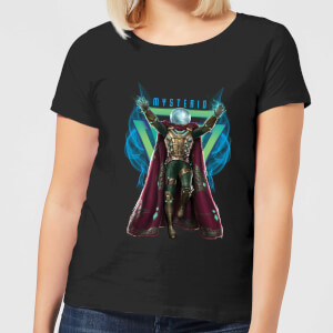 Spider-Man Far From Home Mysterio Magic Women's T-Shirt - Black
