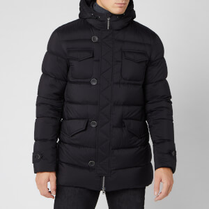 Herno Men's Legends L'Eskimo Jacket - Black