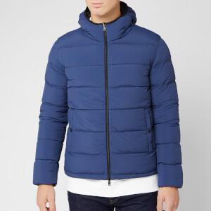 Herno Men's Woven Jacket - Blue