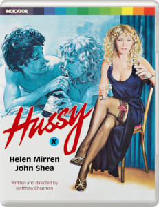 Hussy - Limited Edition