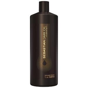 Sebastian Professional Dark Oil Lightweight Shampoo 1000ml (Worth $95)