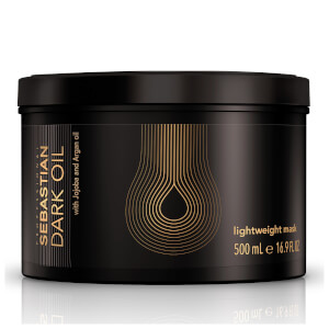 Sebastian Professional Dark Oil Lightweight Mask 500ml