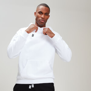 Sudadera con Capucha Stripe Rest Day - Blanco