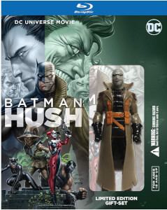 Batman Hush - Includes Mini Figure