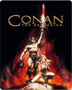 Exclusivité Zavvi : Steelbook Conan le barbare