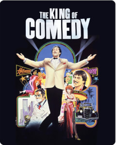 King of Comedy - Zavvi Exclusive Steelbook