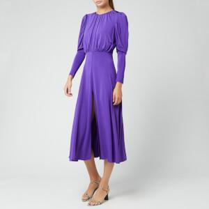 ROTATE Birger Christensen Women's Number 57 Dress - Prism Violet