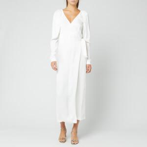 ROTATE Birger Christensen Women's Number 5 Dress - Bright White
