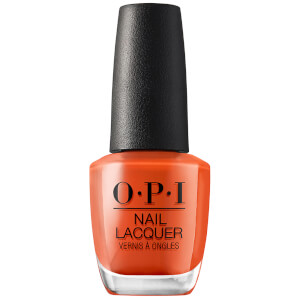 OPI Scotland Limited Edition Nail Polish - Suzi Needs a Loch-Smith 15ml