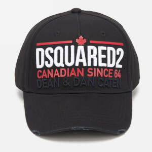 Dsquared2 Men's Baseball Cap - Nero