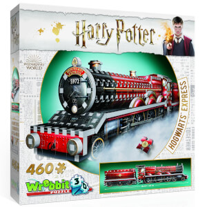 Harry Potter Hogwarts Express 3D Puzzle (460 Pieces)