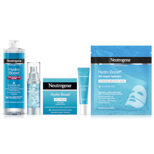 Hydro Boost® 5-Step Facial Regime