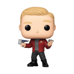 Black Mirror Robert Daly Pop! Vinyl Figure