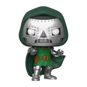 Figurine Pop! Doctor Doom - Les 4 Fantastiques - Marvel