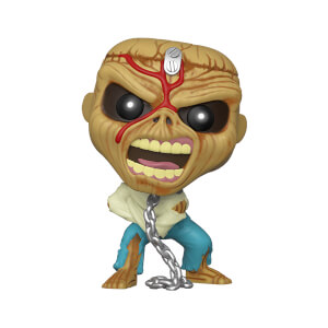 Figura Funko Pop! rocks Iron Maiden - Eddie (Piece Of Mind)