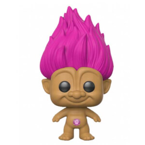 Trolls Pink Troll Pop! Vinyl Figure