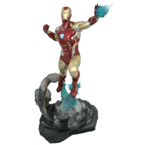 Diamond Select Marvel Gallery Avengers: Endgame Iron Man MK85 Statue