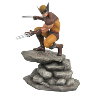 Diamond Select Marvel Gallery Wolverine Comic Statue