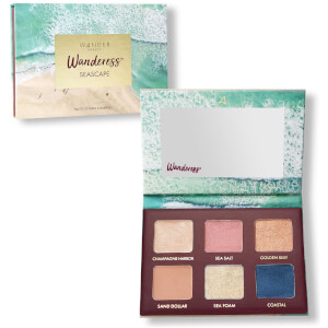 Wander Beauty Wanderess Seascape Eyeshadow Palette 0.33 oz