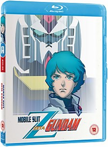 Mobile Suit Zeta Gundam Part 1 - Standard Edition