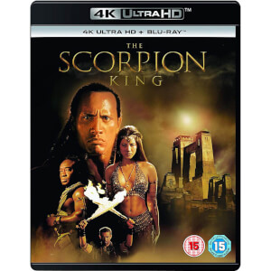Scorpion King - 4K Ultra HD