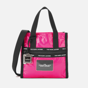 Marc Jacobs Women's Mini Tote Bag - Bright Pink