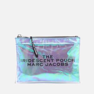 Marc Jacobs Women's Flat Pouch - Blue Ice/Multi