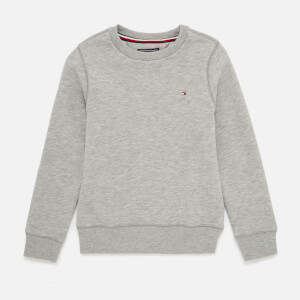 Tommy Hilfiger Boys' Basic Sweatshirt - Grey Heather