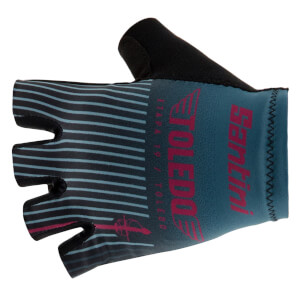 Santini La Vuelta 19 Toledo Gloves