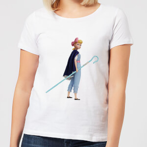 Toy Story 4 Bo Peep Women's T-Shirt - White