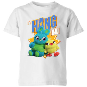 Toy Story 4 Hang Time Kids' T-Shirt - White