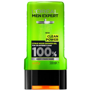 L'Oréal Paris Men Expert Citrus Wood Shower Gel 300ml