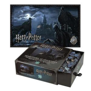 Harry Potter Puzzle Détraqueurs à Poudlard 1000 pièces - Noble Collection