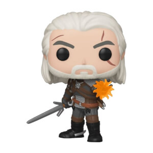 Witcher Geralt EXC Funko Pop! Vinyl