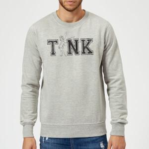 Disney Peter Pan Tinkerbell Sweatshirt - Grey