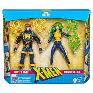 Pack de 2 Figuras de acción X-Men (15 cm) - Marvel Legends