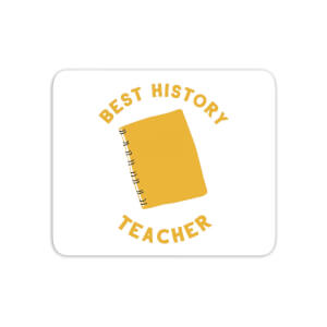 Best History Teacher Mouse Mat