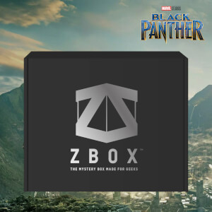 Black Panther Mystery Box