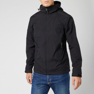 Superdry Men's Altitude Hiker Jacket - Jet Black