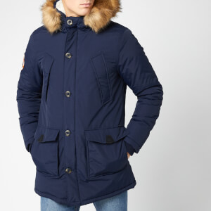 Superdry Men's Everest Parka - Nautical Navy