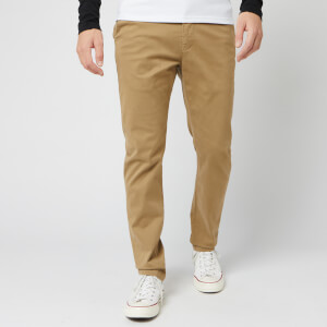 Superdry Men's Edit Slim Flex Chinos - Corps Beige