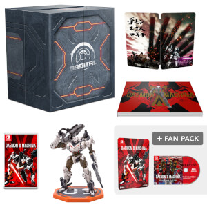 DAEMON X MACHINA Orbital Limited Edition + Fan Pack