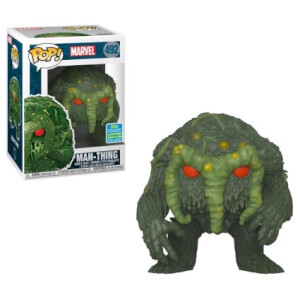 SDCC 2019 Marvel Comics Man-Thing EXC Pop! Vinyl Figure