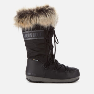 Moon Boot Women's Monaco Waterproof 2 Boots - Black