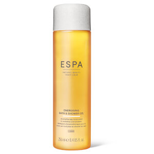 ESPA Energising Bath and Shower Gel 250ml